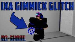 IXA GIMMICK GLITCH! | Ro-Ghoul | Roblox Tokyo Ghoul