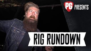 Rig Rundown - Slipknot's Mick Thomson and Jim Root