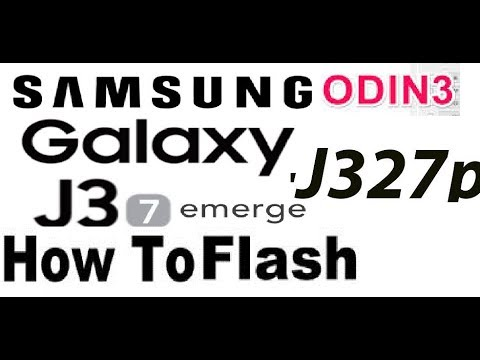 Samsung SM-J327P Flash j3 emerge how to flash j3 emerge j327p