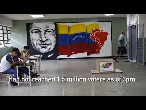 Leftist Luis Almagro Condemns Maduro's Anti-Democratic Power Grab in Venezuela