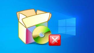 Supprimer et désinstaller des application Windows Vista, 7, 8 et 10