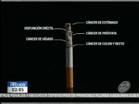 La disfunción eréctil causada por fumar puede revertirse