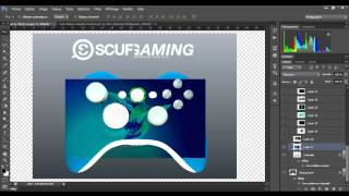 Speed Art | Scuf Abstarct | By Apple
