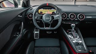2019 Audi TTS Coupé - INTERIOR