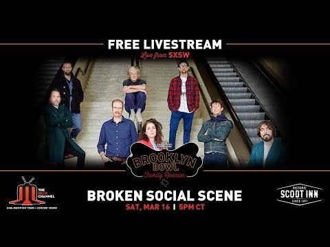 Broken Social Scene :: 3/16/19 :: Brooklyn Bowl Family Reunion :: SXSW 2019