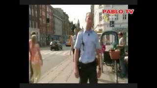Roller vs Polizei -Polizei Verfolgungsjagd -↕- Police vs Scooter vs Polizei Part.24