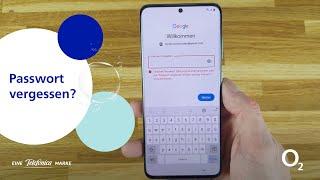 Passwort für dein Google-Konto vergessen - so setzt du es zurück