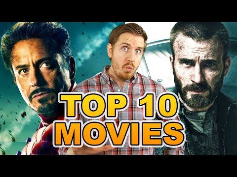 TOP 10 BEST MOVIES OF THE DECADE (2010 - 2019)
