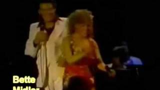 A Whole Lot Of Shaking - Bette Midler & Jerry Lee Lewis