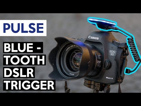 Alpine Labs | PULSE | the best wireless trigger for your Canon EOS 5D mark II, III or 6D