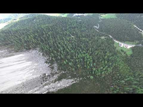 World Record Wingsuit BASE Speed Flight.