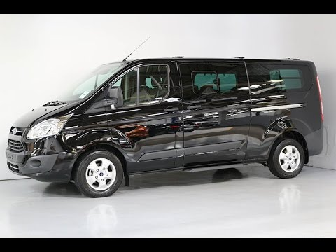 Brand New Ford Transit Tourneo Bus - Team Hutchinson Ford