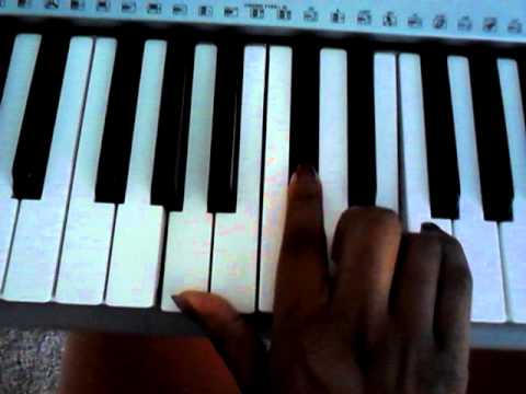 Champion Shekinah Glory Part 1 Piano Tutorial Youtube