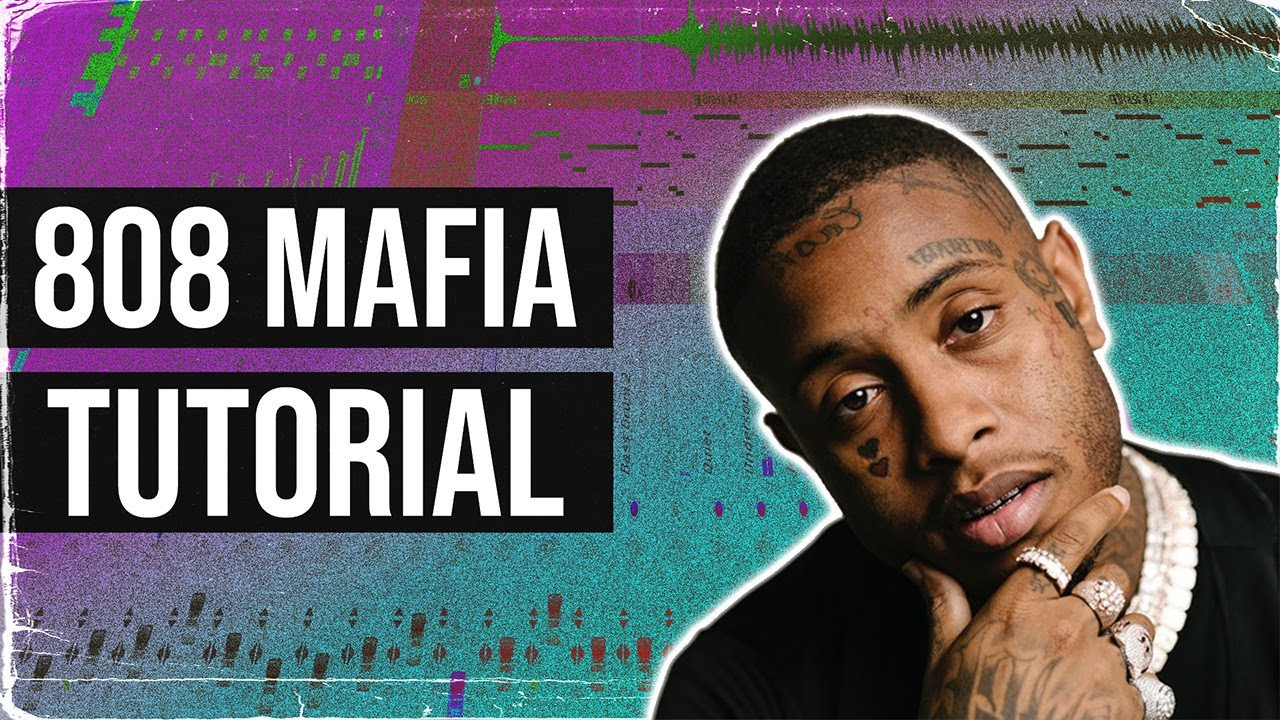 808 Mafia tutorial FL Studio 20