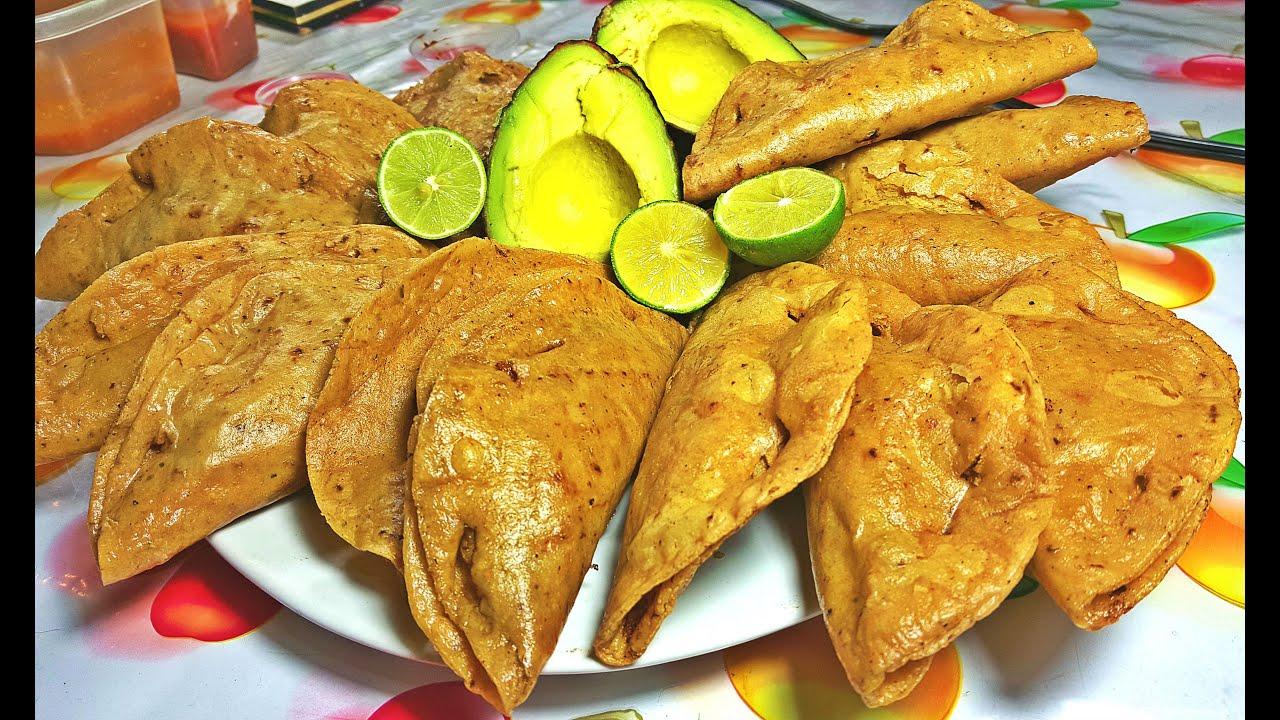 Como hacer quesadillas de pescado pescadillas youtube for Como cocinar pescado