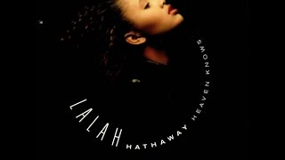 LALAH HATHAWAY     Heaven Knows     R&B