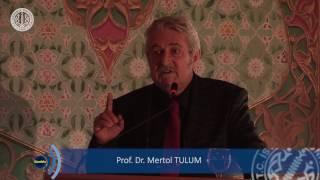 İÜ Türkiyat Araştırmaları Enstitüsü'nün düzenlediği  programa Prof. Dr. Mertol Tulum konuk oldu.