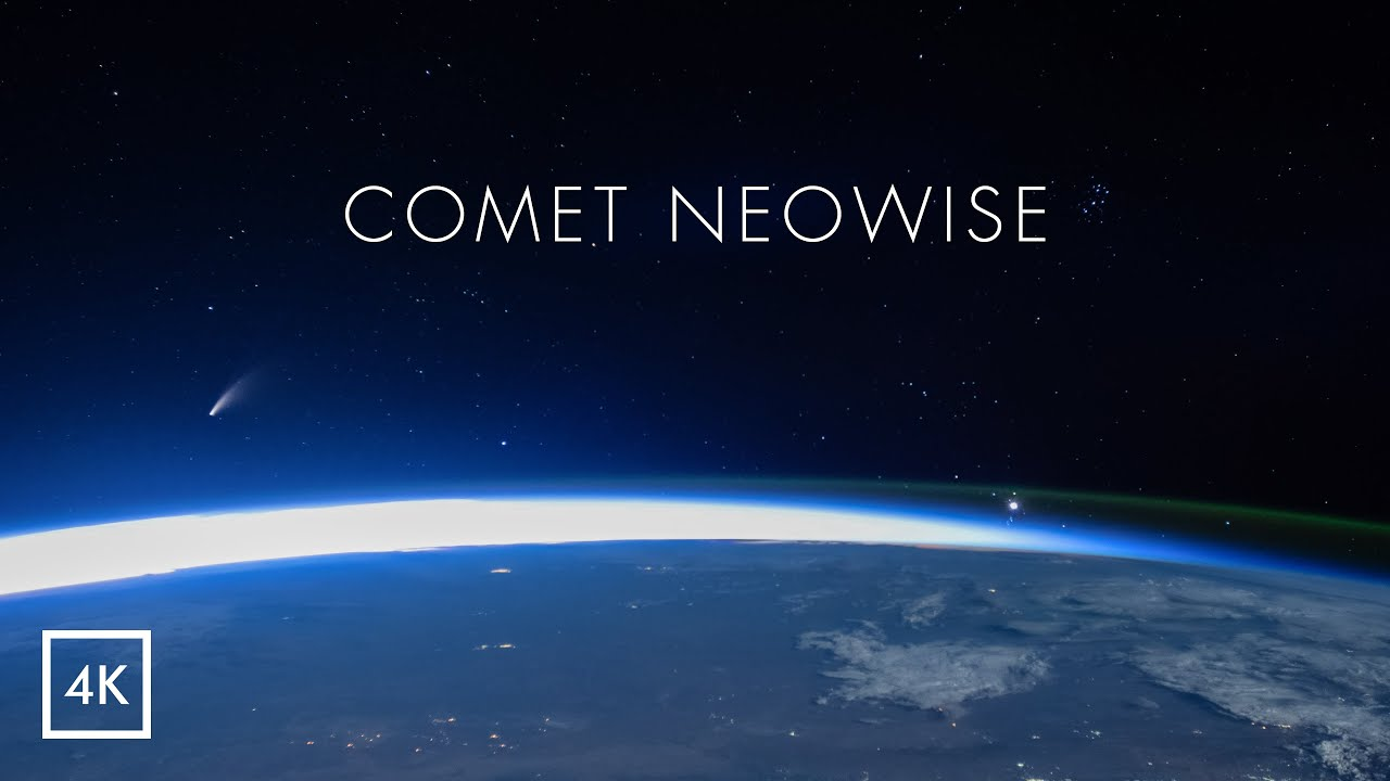 Did You See NEOWISE?
