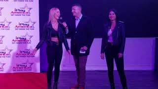 Here are the IIconics at iPlay America