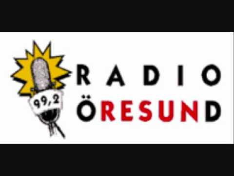 Radio Öresund, Sweden, 1990 - with competition