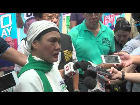 Otso Diretso bets: 'Inexcusable that gov't is unprepared' for water shortage