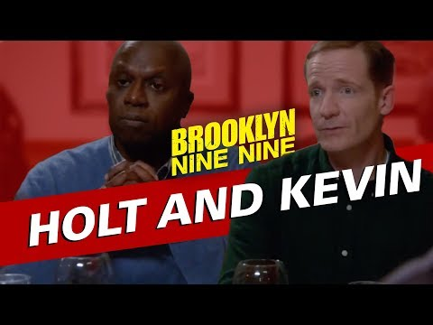 Holt and Kevin | Brooklyn Nine-Nine