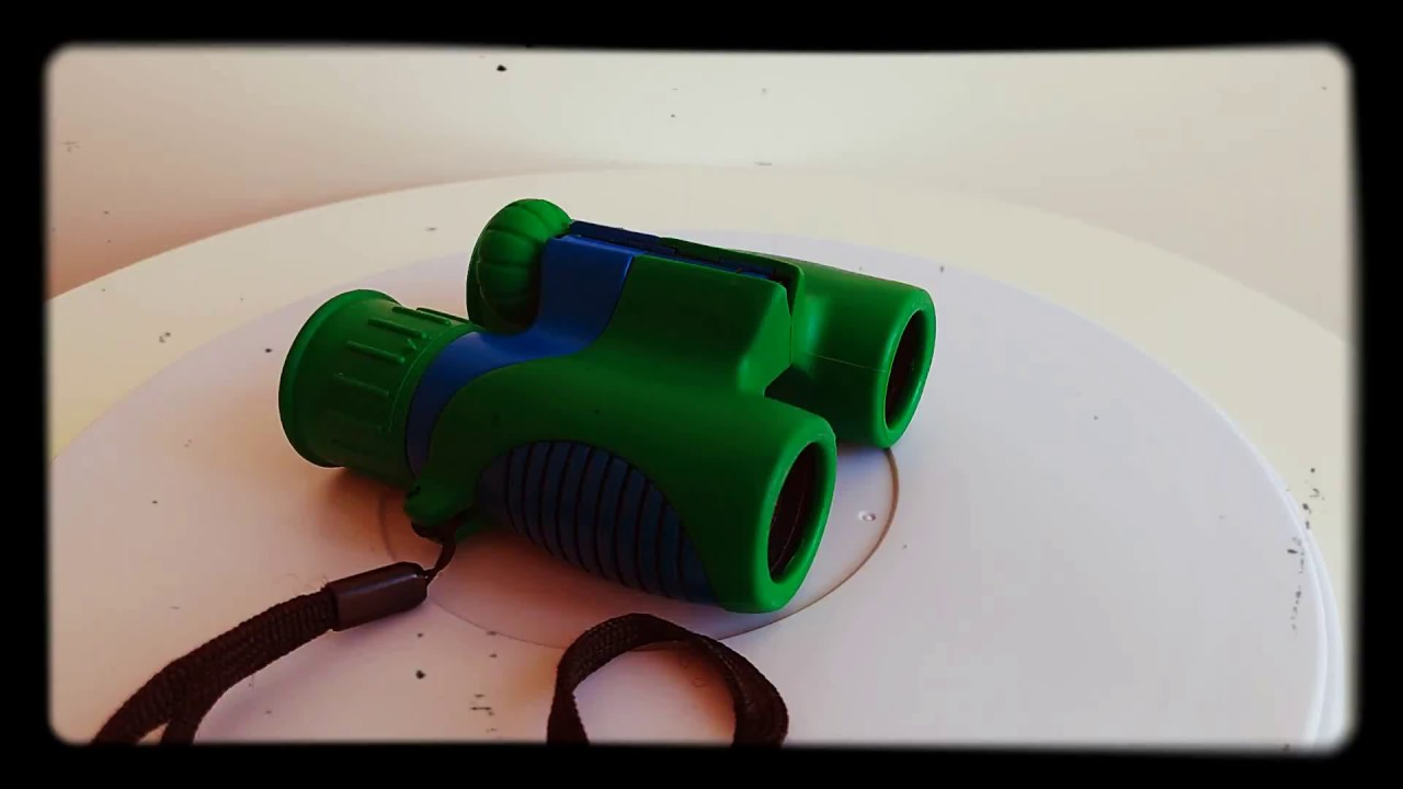 Kinderfernglas 6x21 für kinder von bresser im 360° video youtube