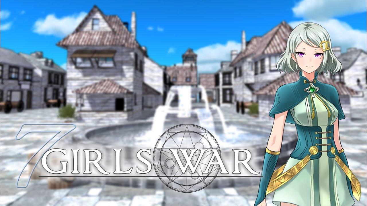 「7 Girls War」 オフィシャルPV
