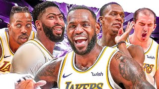 LA Lakers Top Plays - Championship Aspirations! - Part 2