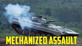 Steel Beasts - Mechanized Assault