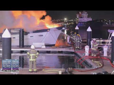 #3 | Boat Fire in Dockyard, January 12 2020