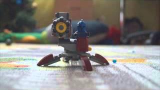 Обзор Лего Звёздные Войны Война Клонов Элитное Подразделение Сената