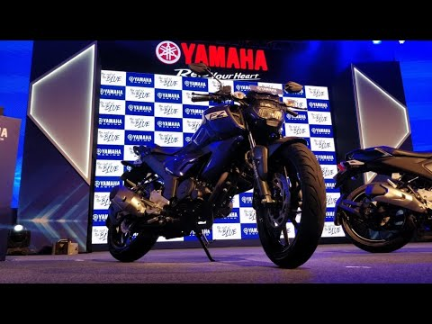 Yamaha New FZS V3.0 - LIVE - Bike unveiled in the end