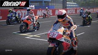 MotoGP 18 | DutchGP |  TT Assen | Marc Marquez | PC GAMEPLAY