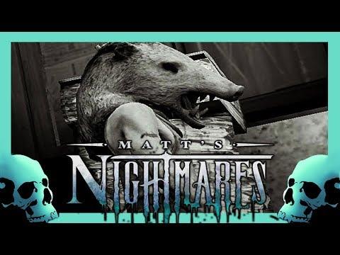 Matt's Nightmares - Here They Lie (Part 1/2)