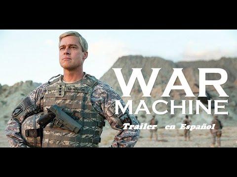 War Machine [ Trailer en Español HD]