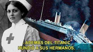 El MACABRO Secreto de la Mujer que HUNDIÓ EL TITANIC