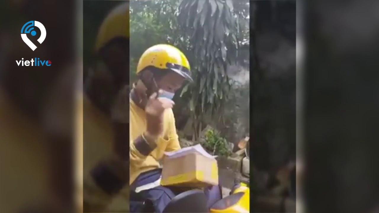 Người dân phản ảnh nhân viên giao hàng bưu điện Việt Nam tỏ thái độ không tôn trọng khách hàng