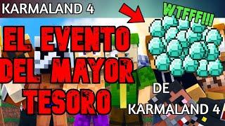 EVENTO DEL ***TESORO*** EN KARMALAND 4!!!