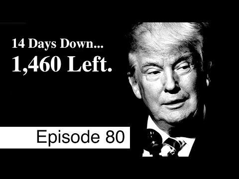President Trump's Dangerous Shenanigans, the DNC Chair Race, & More | Episode 80