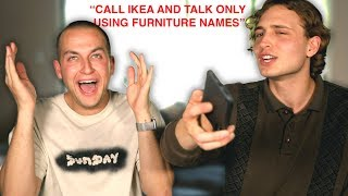 Prank Call Roulette with Andrew Lowe