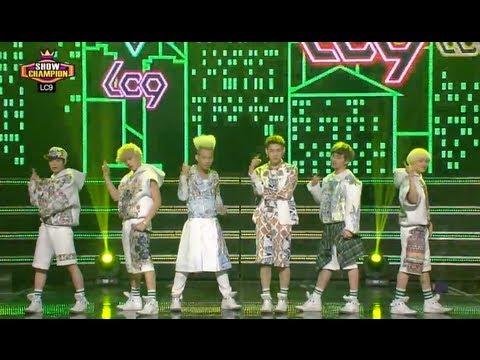 LC9 - MaMa Beat, 엘씨나인 - 마마 비트, Show champion 20130515