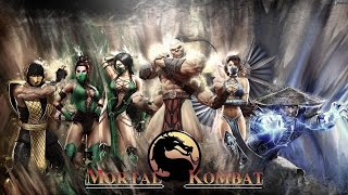 Mortal Kombat Mobile! Играем на акк подписчика!