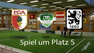 Spiel 44: FC Augsburg 2-1 TSV 1860 München │U12 Hallenmasters TuS Traunreut 2017