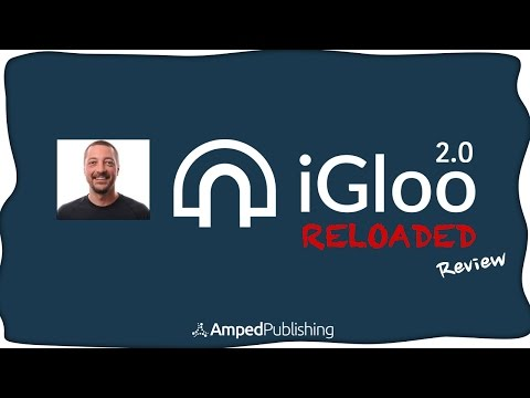 iGloo 2.0 Reloaded Review - Web Page Builder