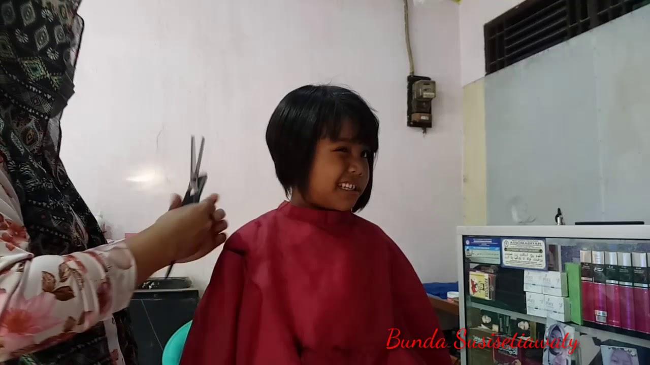497, Women haircut bob, gunting rambut model bob yongen ...