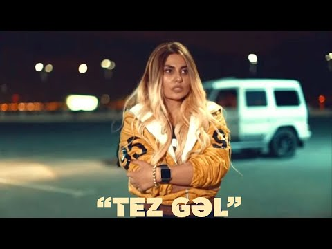 Şəbnəm Tovuzlu - Tez Gəl (Official Video)