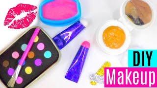 3 DIY Makeup Crafts for Dolls