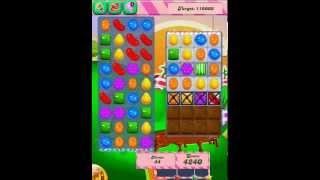 Candy Crush Saga Level 70 Walkthrough Video