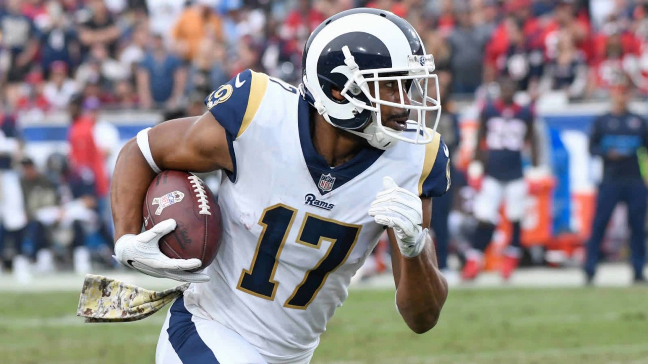 Image result for robert woods rams